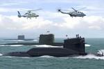 Ủy ban Quốc hội Mỹ cảnh báo về tăng cường sức mạnh quân sự Trung Quốc