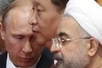 Iran sẽ dựa vào Nga-Trung, Bắc Kinh muốn Tehran giảm giá dầu