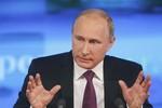 Putin: Không ai đe dọa, cô lập nổi Nga