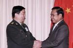 2 ủy viên Bộ chính trị Trung Quốc đồng thời đi Bangkok cho thấy điều gì?