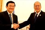 Việt Nam-Philippines có thể trở thành đối tác chiến lược?