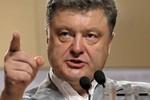 Poroshenko: Sẽ kéo vũ khí hạng nặng trở lại nếu phe ly khai vi phạm