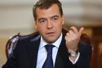 Medvedev: Nếu Thái Lan muốn mua vũ khí Nga, Moscow sẵn sàng bán