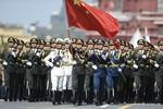 Trung Quốc mời quân đội Nga tham gia duyệt binh ở Thiên An Môn