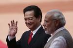 Việt Nam, Ấn Độ không chỉ hợp tác kinh tế mà còn cùng nhau phòng thủ
