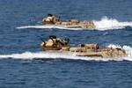 Mỹ tập hợp Thủy quân lục chiến nhiều nước châu Á, trừ Trung Quốc
