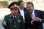 Thời báo Hoàn Cầu cay cú bình luận xuyên tạc quan hệ Việt-Mỹ, Việt-Trung