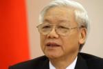Báo Trung Quốc lại gán chuyến thăm Mỹ của Tổng bí thư với Biển Đông, vũ khí