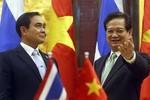 Thái Lan, Việt Nam giống nhau trong quan hệ với trục Trung - Mỹ