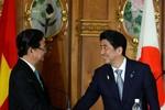 Tân Hoa Xã nói gì về quan hệ Việt - Nhật?