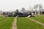 Báo Nhật: Trực thăng quân sự Trung Quốc rơi khi bay tập cho duyệt binh 3/9