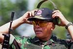 Bộ trưởng Quốc phòng Indonesia: Phải chuẩn bị đề phòng xung đột Biển Đông