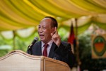 """CNRP """"tạm gác"""" chống Việt Nam, lại thêm đảng cực đoan bài Việt ngóc dậy"""
