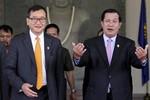 """""""Trung Quốc phủ bóng lên quan hệ Việt Nam - Campuchia"""""""