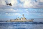 """""""Ông Obama đã đúng khi cho chiến hạm tuần tra ở Biển Đông"""""""