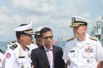Mỹ tập trận với Campuchia, cạnh tranh ảnh hưởng với Trung Quốc