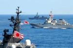 Nhật - Mỹ sẽ tập trận chung trên Biển Đông