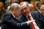 Tính toán của Nga và Thổ Nhĩ Kỳ ở Syria