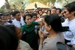 Bà Aung San Suu Kyi sẽ xiết chặt kiểm soát các dự án đầu tư từ Trung Quốc?