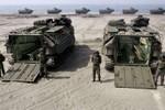 """Bộ Quốc phòng Trung Quốc lên tiếng về thông tin """"tập trận đe Đài Loan"""""""