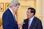 Mỹ không ép được Campuchia trung lập ở Biển Đông