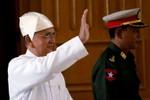 Tổng thống Thein Sein sẽ giúp chính phủ mới của bà Aung San Suu Kyi