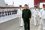 Ông Tập Cận Bình trao cờ thành lập 5 Bộ Tư lệnh Chiến khu