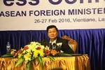 Hội nghị Ngoại trưởng ASEAN nêu cao tinh thần Sunnylands