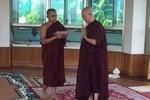 Thein Sein xuất gia, nỗi lòng canh cánh