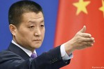 Trung Quốc lên tiếng việc 2 tàu hộ vệ Nhật Bản thăm cảng Cam Ranh