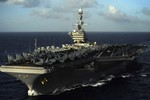 Hải quân Mỹ cần tuần tra bảo vệ tự do hàng hải Biển Đông hàng tuần
