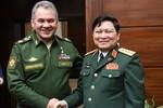 Nga sẽ phải tìm cách cân bằng quan hệ với Việt Nam và Trung Quốc