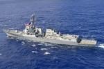 Mỹ tuần tra tự do hàng hải gần đá Chữ Thập