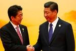 Shinzo Abe chính thức thách thức Tập Cận Bình