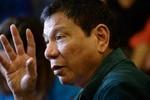 Ông Duterte: Philippines cần Mỹ ở lại Biển Đông