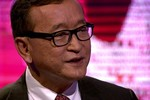 """Sam Rainsy tấn công vào """"con ông cháu cha"""""""