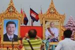 Sam Rainsy bất ngờ chỉ trích chuyến thăm Campuchia của ông Tập Cận Bình