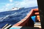 Trung Quốc âm thầm tạm rút tàu tuần tra khỏi Scarborough
