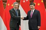 Trung Quốc gây áp lực với Singapore - 1 mũi tên nhằm 3 đích