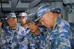 Tư lệnh Hải quân Trung Quốc chỉ huy cụm TSB Liêu Ninh xuống Biển Đông tập trận?