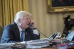 Ông Trump điện đàm cùng lãnh đạo nhiều nước, im lặng với Trung Quốc