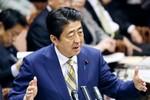 Thủ tướng Shinzo Abe trả lời điều trần trước Quốc hội về quan hệ Nhật - Mỹ