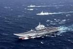 Hải quân Trung Quốc có thể được tăng thêm ngân sách vì Donald Trump