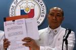 Ông Duterte và khả năng bị Quốc hội luận tội vì chính sách với Trung Quốc