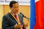 """Tranh cãi việc Tổng thống Philippines """"lộ"""" cảnh báo chiến tranh ở Biển Đông"""