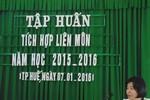 Trao đổi thêm với Giáo sư Nguyễn Minh Thuyết về 2 môn tích hợp