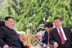 Ông Kim Jong-un đang tạo thế chân vạc với Donald Trump và Tập Cận Bình