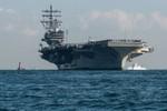 Mỹ cân nhắc điều động tàu chiến cơ động qua eo biển Đài Loan