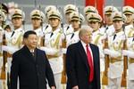 Gọng kìm thương mại Donald Trump chống Trung Quốc độc chiếm Biển Đông