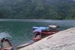 Đang bơi trong hồ, nam thanh niên lên cơn co giật bị chết đuối